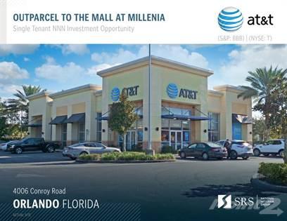 Commercial for sale in Orlando, FL AT&T 4006 Conroy Road, Orlando, FL Cap Rate 5.75%, Orlando, FL, 32839
