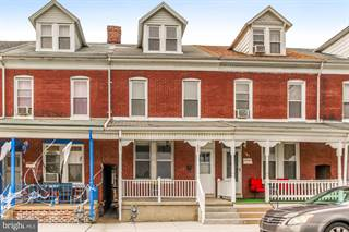 Townhouse for sale in 1005 E HAY STREET, York, PA, 17403