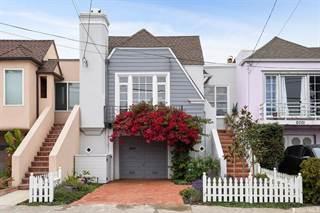Single Family for sale in 2007 46th Avenue, San Francisco, CA, 94116