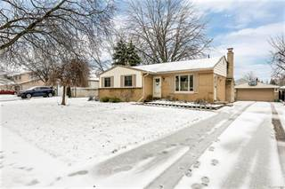 Single Family for sale in 36455 Hees Street, Livonia, MI, 48150