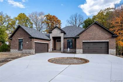 Residential Property for sale in 523 ROCHDALE Drive S, Rochester Hills, MI, 48309