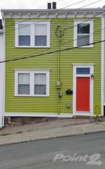 Residential Property for rent in 39 VICTORIA STREET, St. John's, Newfoundland and Labrador, a1c 3v6
