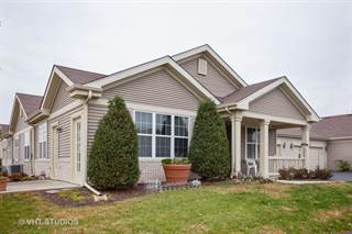 Townhouse for sale in 16601 Buckner Pond Way, Crest Hill, IL, 60403