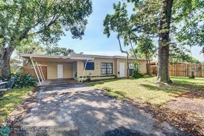 Residential Property for sale in 1610 NW 7th Ter, Fort Lauderdale, FL, 33311