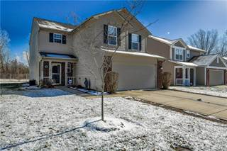 Single Family for sale in 5661 Dollar Run Lane, Indianapolis, IN, 46221