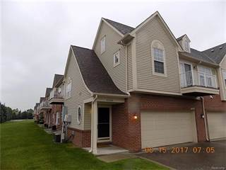 Condo for sale in 43330 PENDLETON Circle, Sterling Heights, MI, 48313