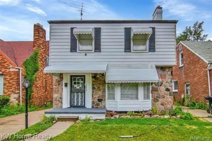 Residential Property for sale in 16863 BIRWOOD Street, Detroit, MI, 48221