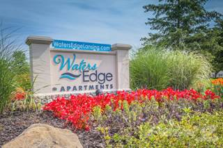 Apartment for rent in Waters Edge Apartments, Lansing, MI, 48917