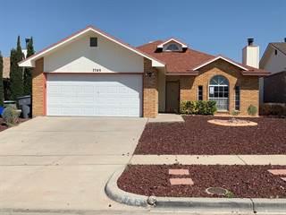 Residential for sale in 7745 NARDO GOODMAN Drive, El Paso, TX, 79912
