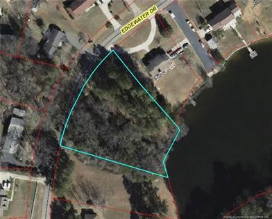 Lots And Land for sale in 0 Edgewater Drive, Broadway, NC, 27505