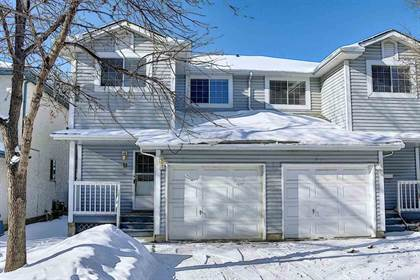 Single Family for sale in 501 YOUVILLE DR E NW 51, Edmonton, Alberta, T6L6T8