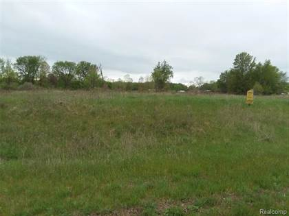 Lots And Land for sale in 11785 MAPLEFIELD Drive, Byron, MI, 48418