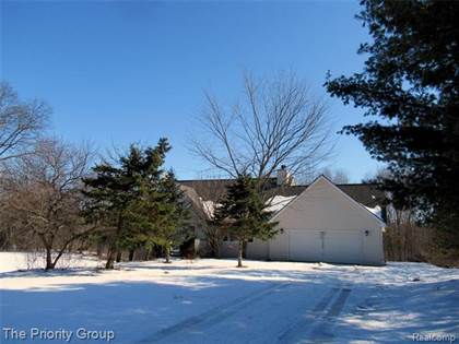 Residential for sale in 11494 MILFORD Road, Rose Township, MI, 48442