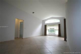 Single Family for rent in 4445 SW 153rd Ave, Miramar, FL, 33027