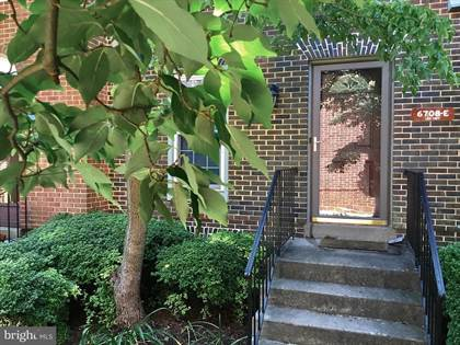 Residential Property for sale in 6708E LEE HWY #E, Arlington, VA, 22205