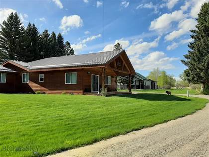 Residential Property for sale in 59 Horse Creek Road, Wilsall, MT, 59086