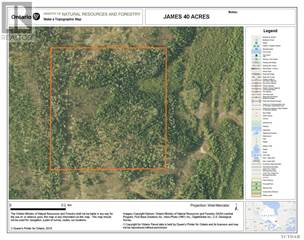 Land for sale in PCL 20185 JAMES TWP, West Timiskaming, Ontario