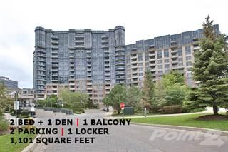 Condo for sale in 23 COX BLVD, Markham, Ontario