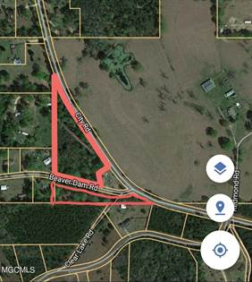 Lots And Land for sale in 0 City Rd, Perkinston, MS, 39573