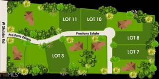Land for Sale Clayton Woods, GA - Vacant Lots for Sale in
