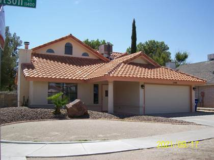 Residential Property for sale in 11486 Joe Watson Court, El Paso, TX, 79936