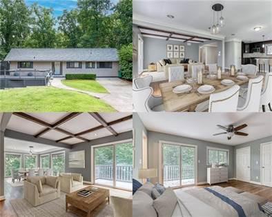 Residential for sale in 5583 BENTON WOODS Drive, Atlanta, GA, 30342