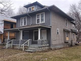 Multi-Family for sale in 622/624 Udell Street, Indianapolis, IN, 46208