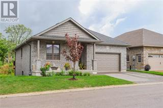 Condo for sale in 132 ROBIN RIDGE DRIVE , Central Elgin, Ontario
