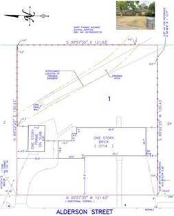 Lots And Land for sale in 3714 Alderson Street, Dallas, TX, 75214