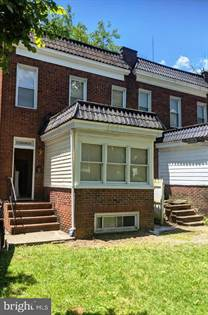 Residential for sale in 3518 OVERVIEW RD, Baltimore City, MD, 21215