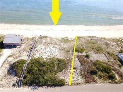 Lots And Land for sale in 1216 SANDY LN, St. George Island, FL, 32328