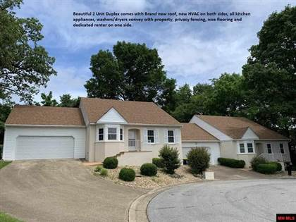 Multifamily for sale in 913 & 917 OAK MEADOW, Mountain Home, AR, 72653
