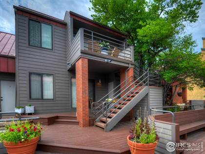 Residential Property for sale in 790 Walnut St D, Boulder, CO, 80302