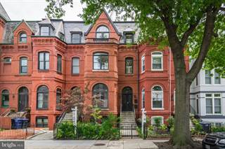 Townhouse for sale in 1641 13TH STREET NW B, Washington, DC, 20009