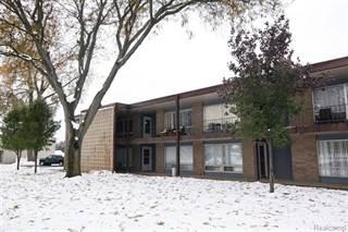 Condo for sale in 15055 Hubbard 35, Livonia, MI, 48154