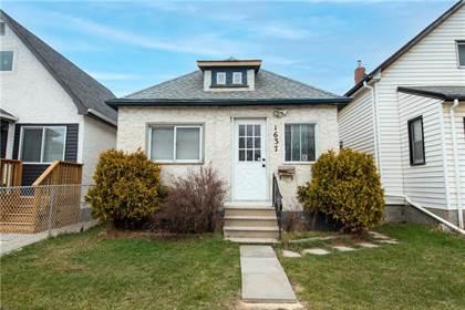 Single Family for sale in 1637 Pacific Avenue W, Winnipeg, Manitoba, R3E1H6