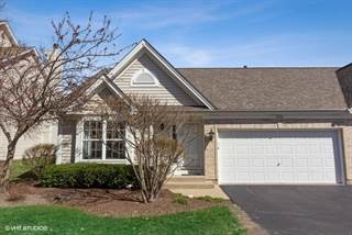 Townhouse for sale in 1132 East Danbury Drive 4A, Cary, IL, 60013