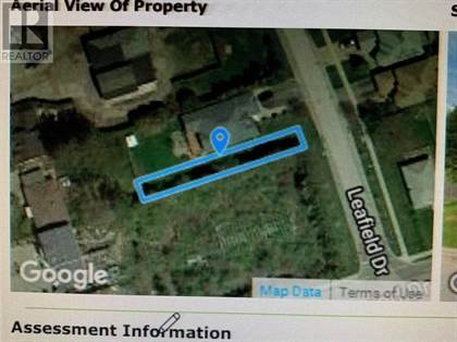 Vacant Land for sale in BLOCK11 LEAFIELD DR, Toronto, Ontario, M1W2T2