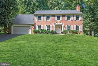 Single Family for sale in 13 SAVANNAH COURT, Bethesda, MD, 20817