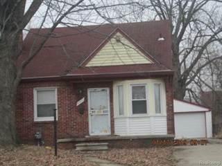 Single Family for sale in 18509 MARK TWAIN Street, Detroit, MI, 48235