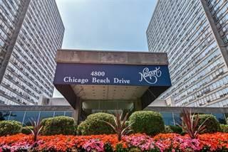 Condo for sale in 4800 South Chicago Beach Drive 1812S, Chicago, IL, 60615