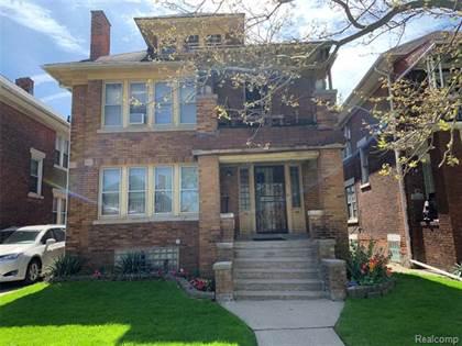 Multifamily for sale in 4057 BLAINE Street, Detroit, MI, 48204