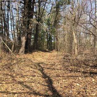 Vacant Land for sale in 0 CHARLOTTEVILLE 8 Road, Norfolk County, Ontario