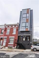 Townhouse for sale in 1247 N MYRTLEWOOD STREET, Philadelphia, PA, 19121