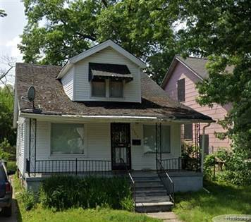 Residential Property for sale in 15379 WOODINGHAM Drive, Detroit, MI, 48238