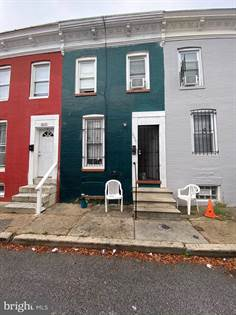 Residential Property for sale in 2024 ETTING STREET, Baltimore City, MD, 21217