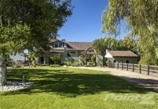 Residential Property for sale in 3275 Montecielo Dr., Santa Ynez, CA, 93460