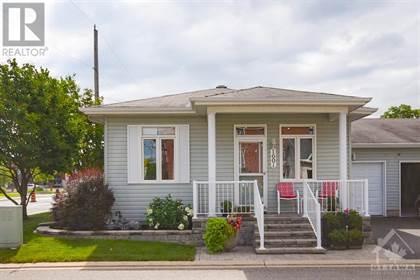 Single Family for sale in 1601 MANON STREET, Rockland, Ontario, K4K1K2