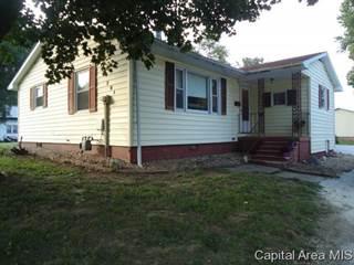 Single Family for sale in 361 E SPRINGFIELD ST, Virginia, IL, 62691