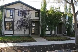 Condo for sale in 12205 117 AV NW 2, Edmonton, Alberta, T5M2A3